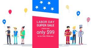 Fiskl - Labor Day Super Sale