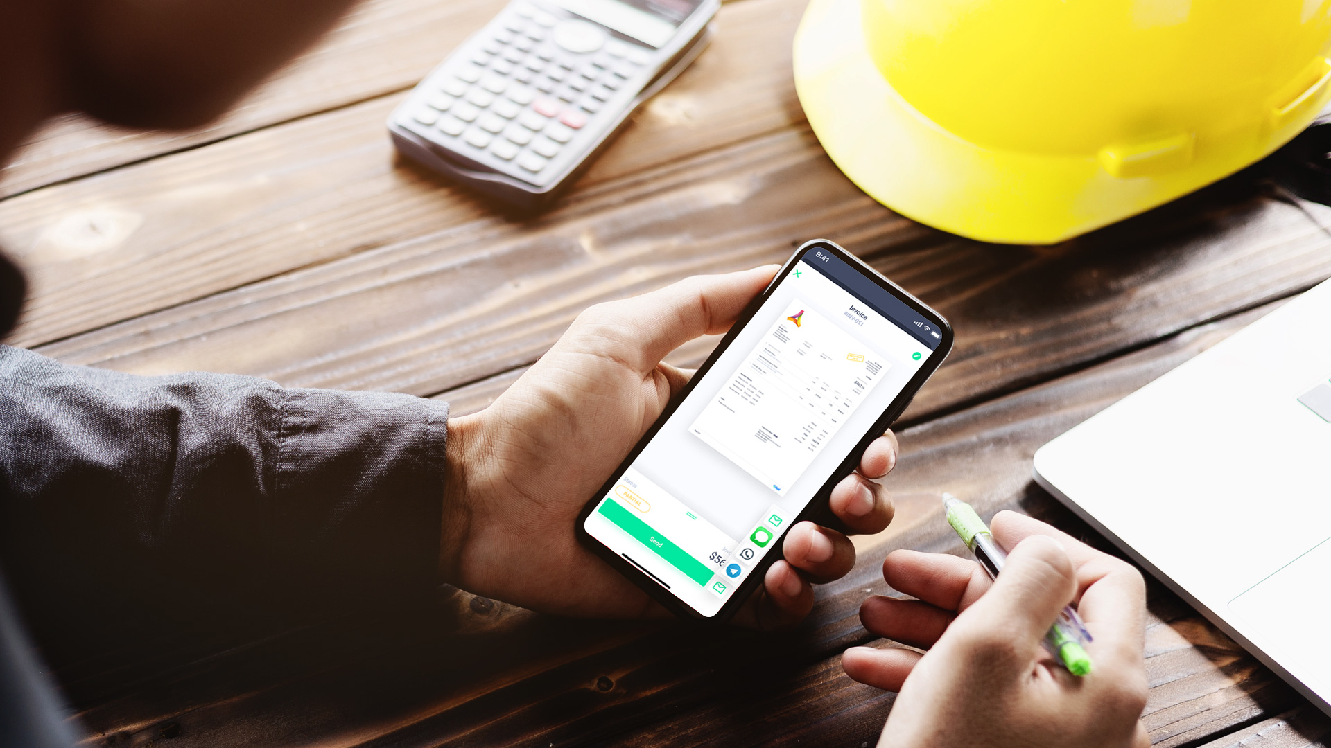 10 Measurable Benefits of Mobile Invoicing